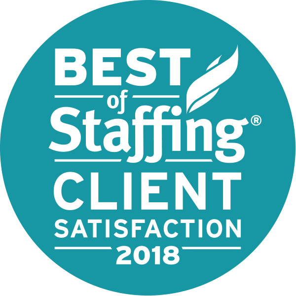 Best of Staffing Client Satisfaction 2018