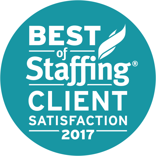 Best of Staffing Client Satisfaction 2016