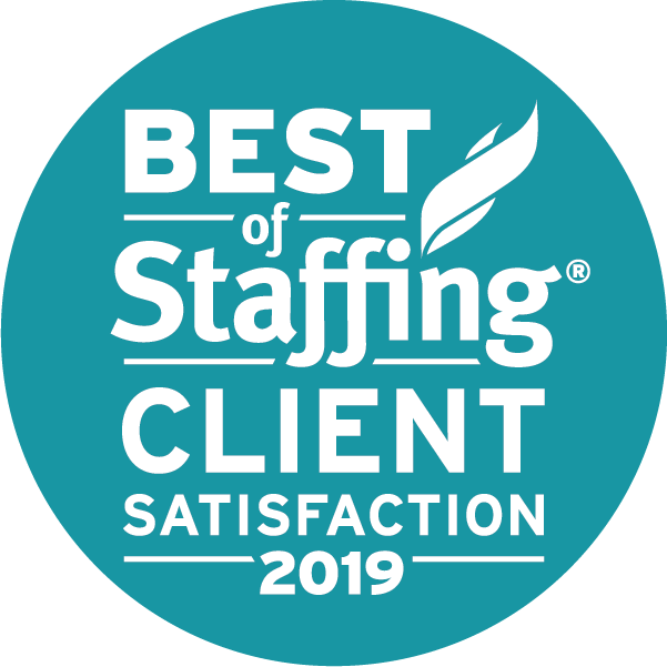 Best of Staffing Client Satisfaction 2019