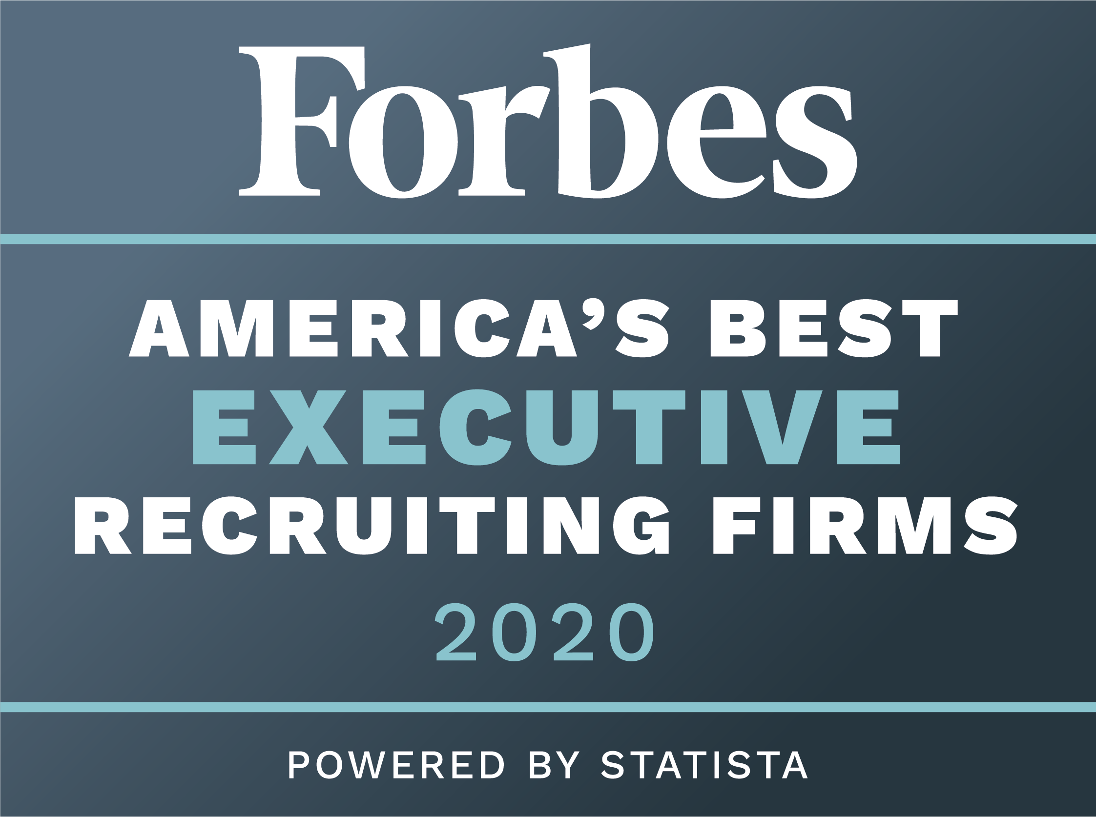 Forbes Best Exec Recruiting Firms 2020
