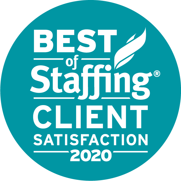 Best of Staffing Client Satisfaction 2020